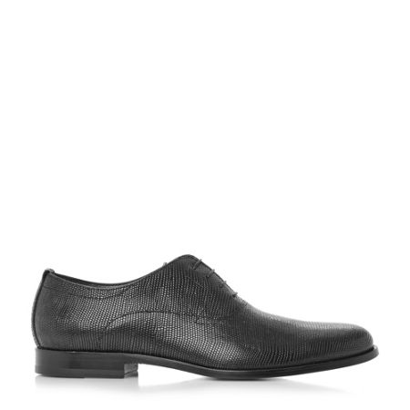Hugo Boss Sigma oxfr embossed oxford lace up shoes