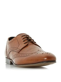 Rushmoor leather brogue shoes