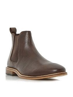 Con air leather chelsea boots