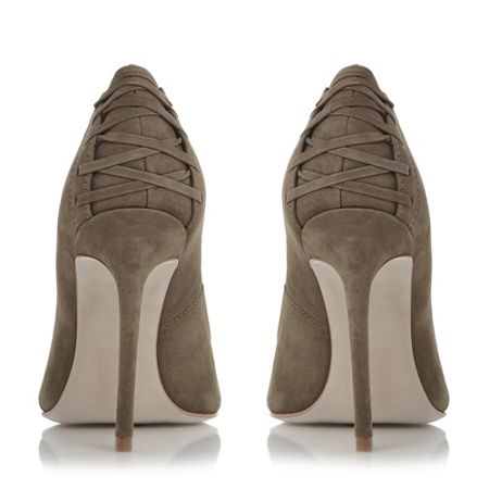 Steve Madden Paiton lace up court shoes