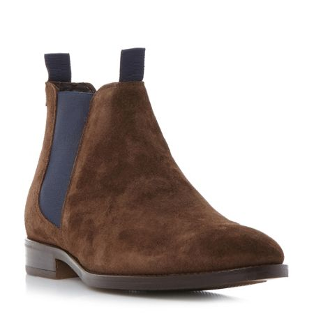 Bertie Cole double tab chelsea boots