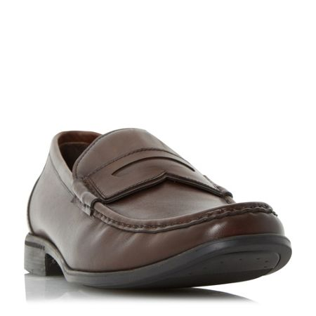 Roland Cartier Riggs flexible penny loafers