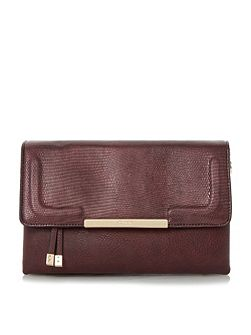 Demory triple gusset crossbody bag