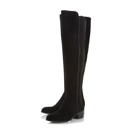 Head Over Heels Tillie elasticated over the knee boots