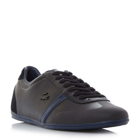 Lacoste Mokara sleek lace up trainers