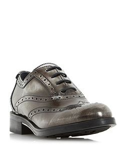 Farnley lace up brogue shoes