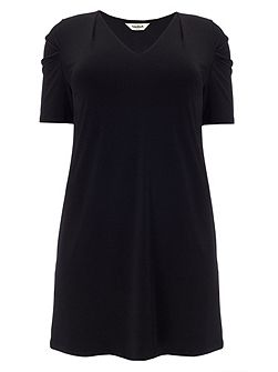 Plus Size Megan tunic dress