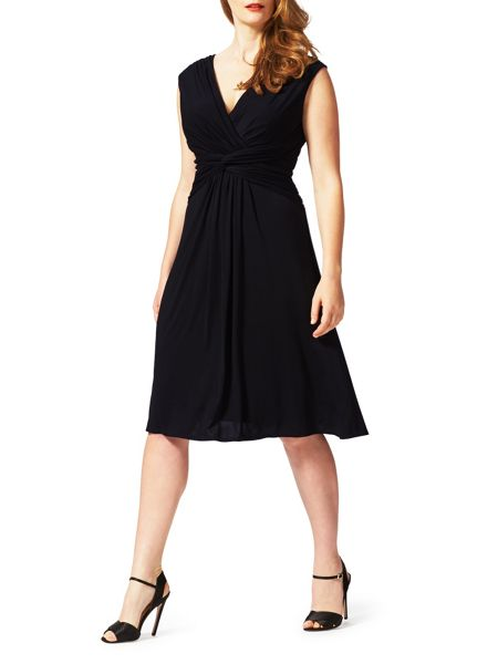 Studio 8 Plus Size Marnie knot dress