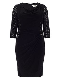 Plus Size Clara dress