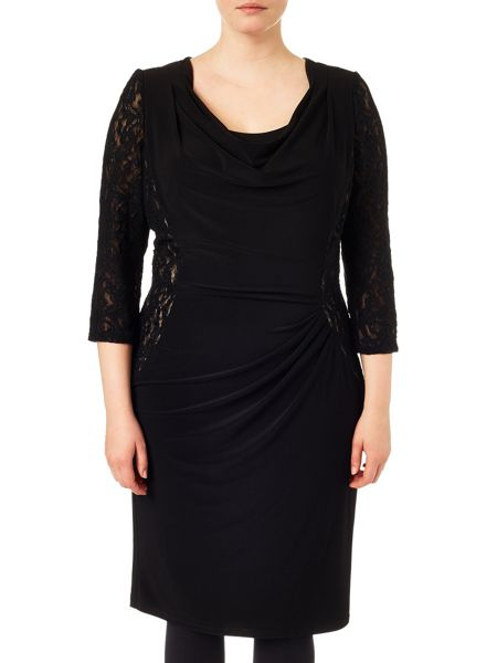 Studio 8 Plus Size Clara dress