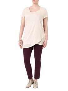 Plus Size Susan darted jeggings