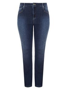 Studio 8 Plus Size Billie boot cut jeans