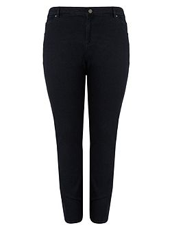 Plus Size Emma straight leg jeans