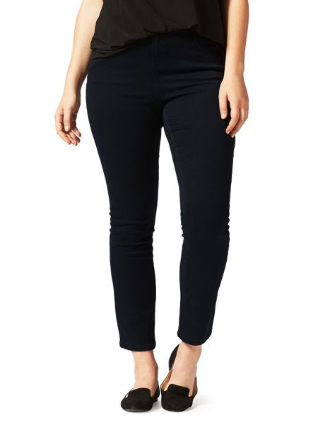 Studio 8 Plus Size Emma straight leg jeans