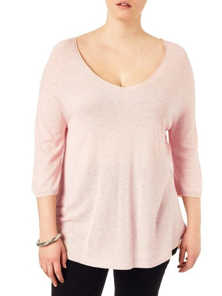 Studio 8 Plus Size Hannah jumper
