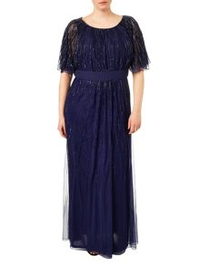 Studio 8 Plus Size Darcey maxi dress