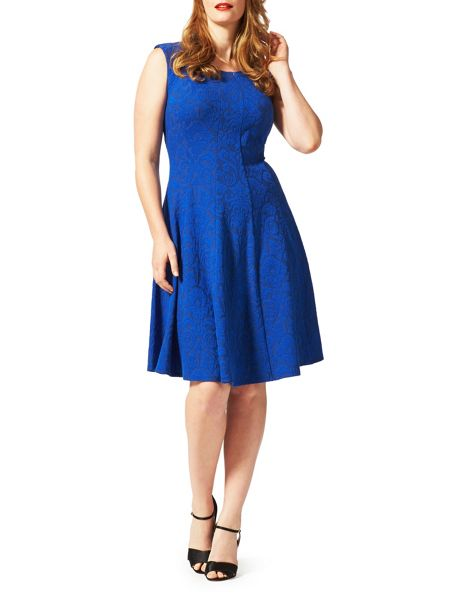 Studio 8 Plus Size Theodora dress