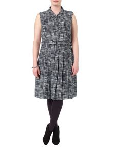 Studio 8 Plus Size Sally shirt dress
