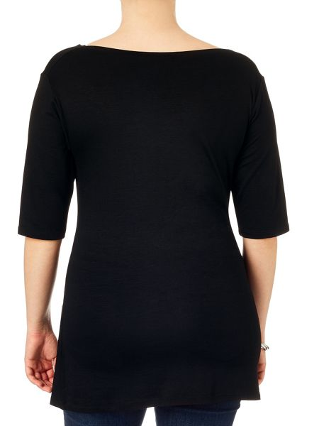 Studio 8 Plus Size Camilla cowl top