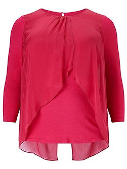 Ella layer blouse