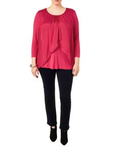 Studio 8 Ella layer blouse
