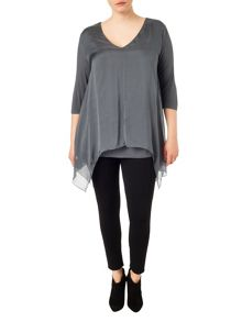 Studio 8 Josie silk tunic