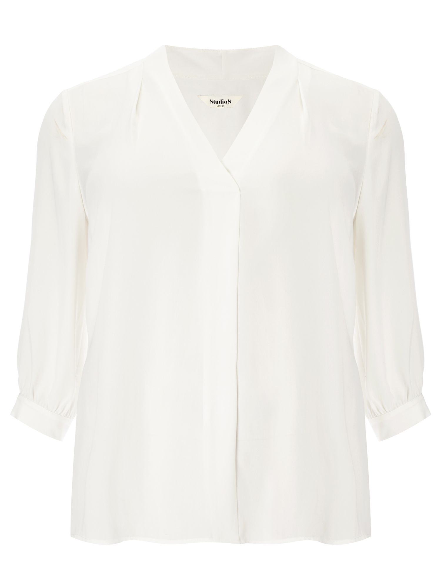 Studio 8 Abbie blouse, Cream