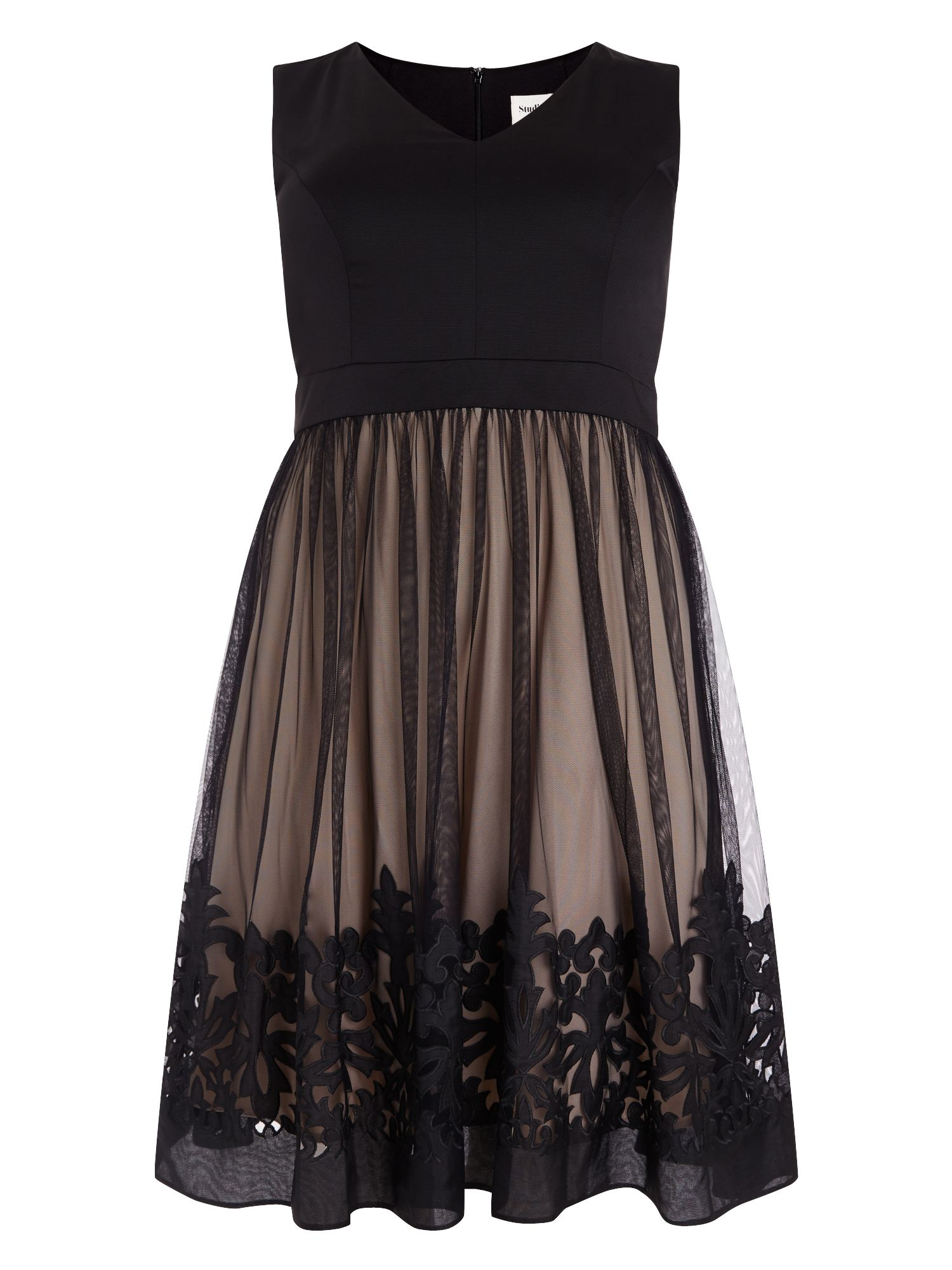 Studio 8 Rosie dress, Black
