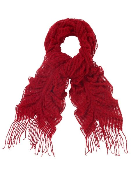 Studio 8 Luna loose knit scarf