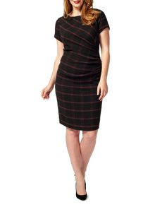 Studio 8 Taylor check dress