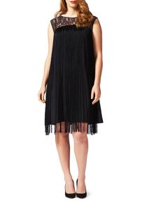 Fiamma fringe dress
