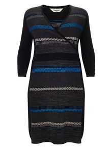 Natalie knit dress