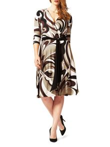Studio 8 Zoe swirls dress