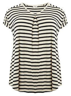Bonita stripe top