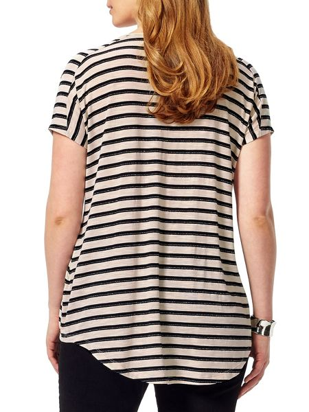 Studio 8 Bonita stripe top