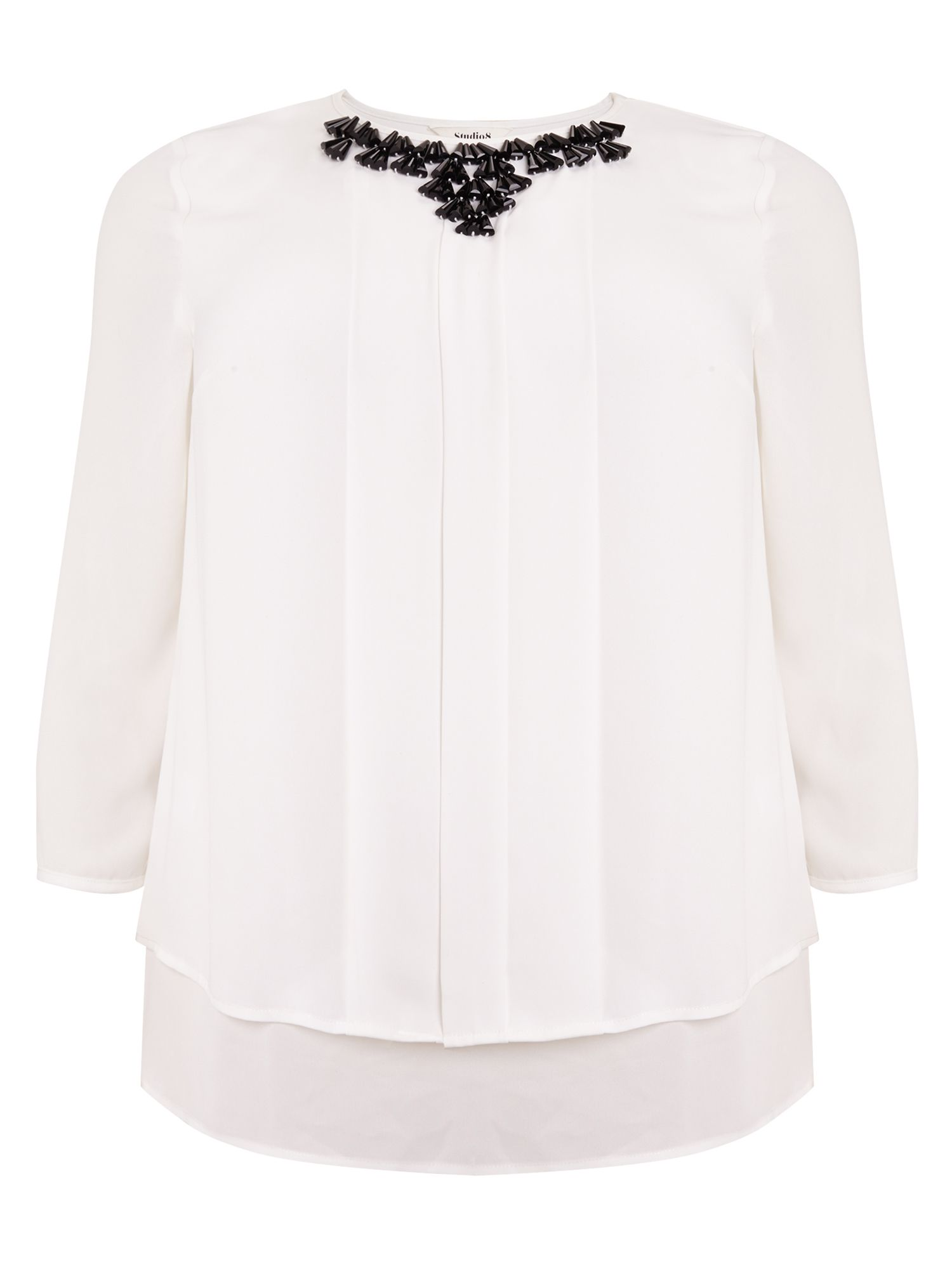 Studio 8 Kathlyn top, Cream