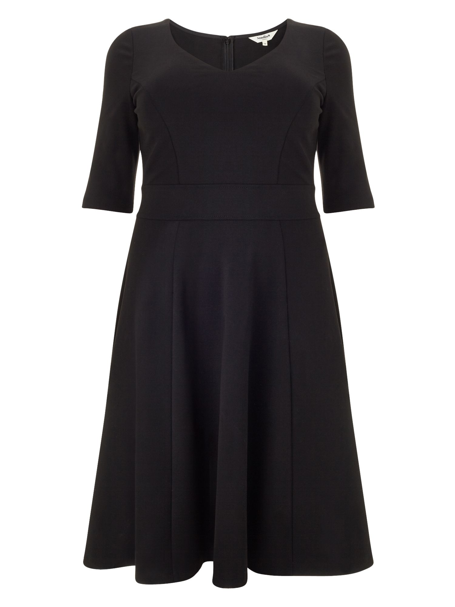 Studio 8 Minetta dress, Black