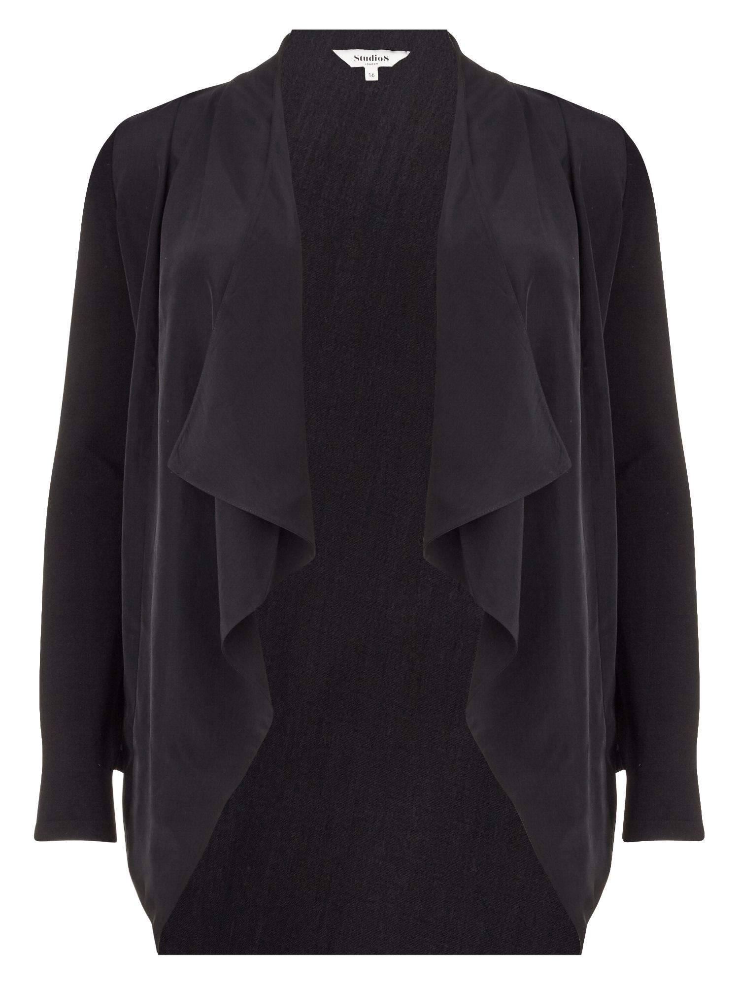 Studio 8 Jocelyn jacket, Black