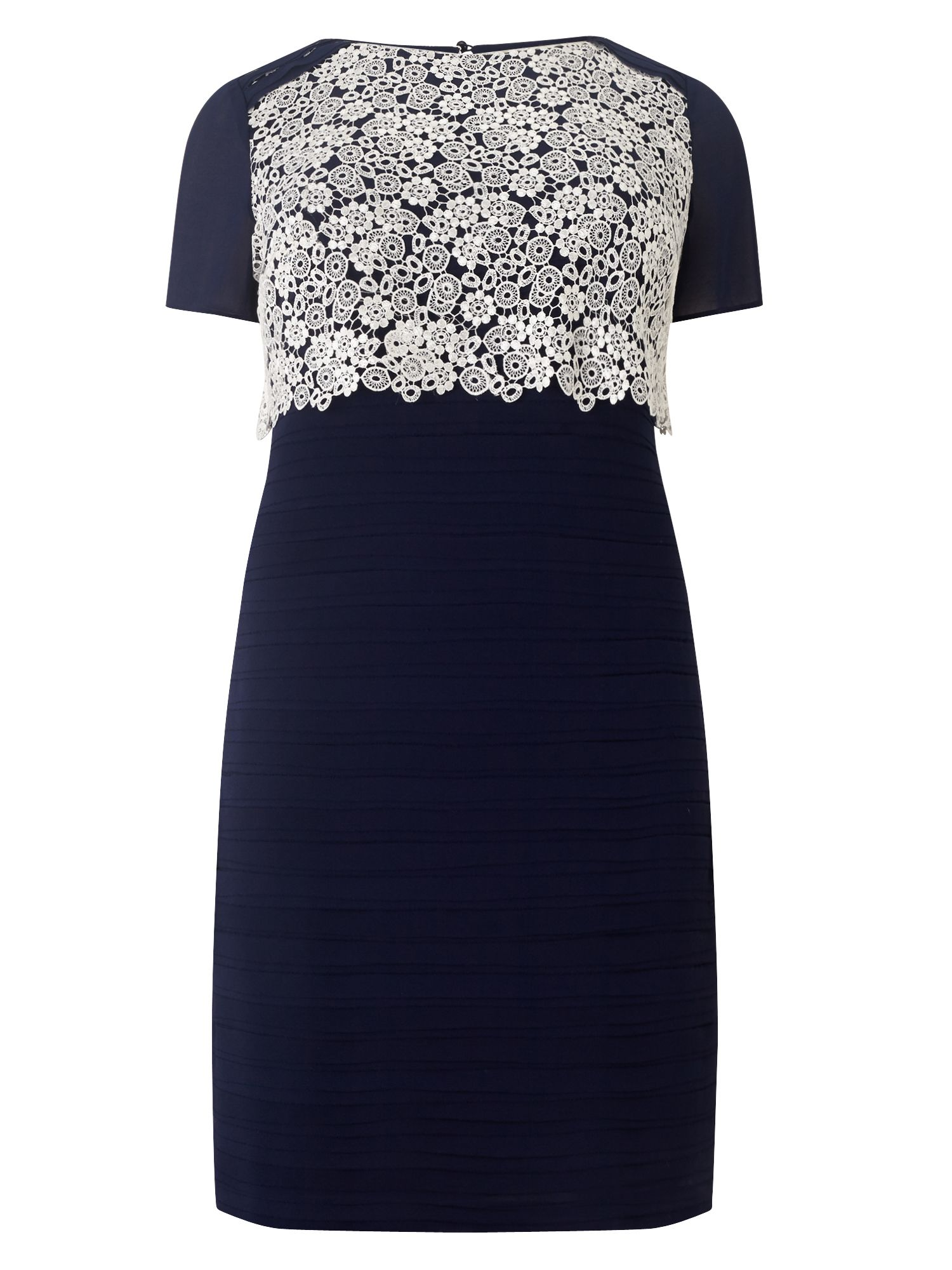 Studio 8 Lucia dress, Blue