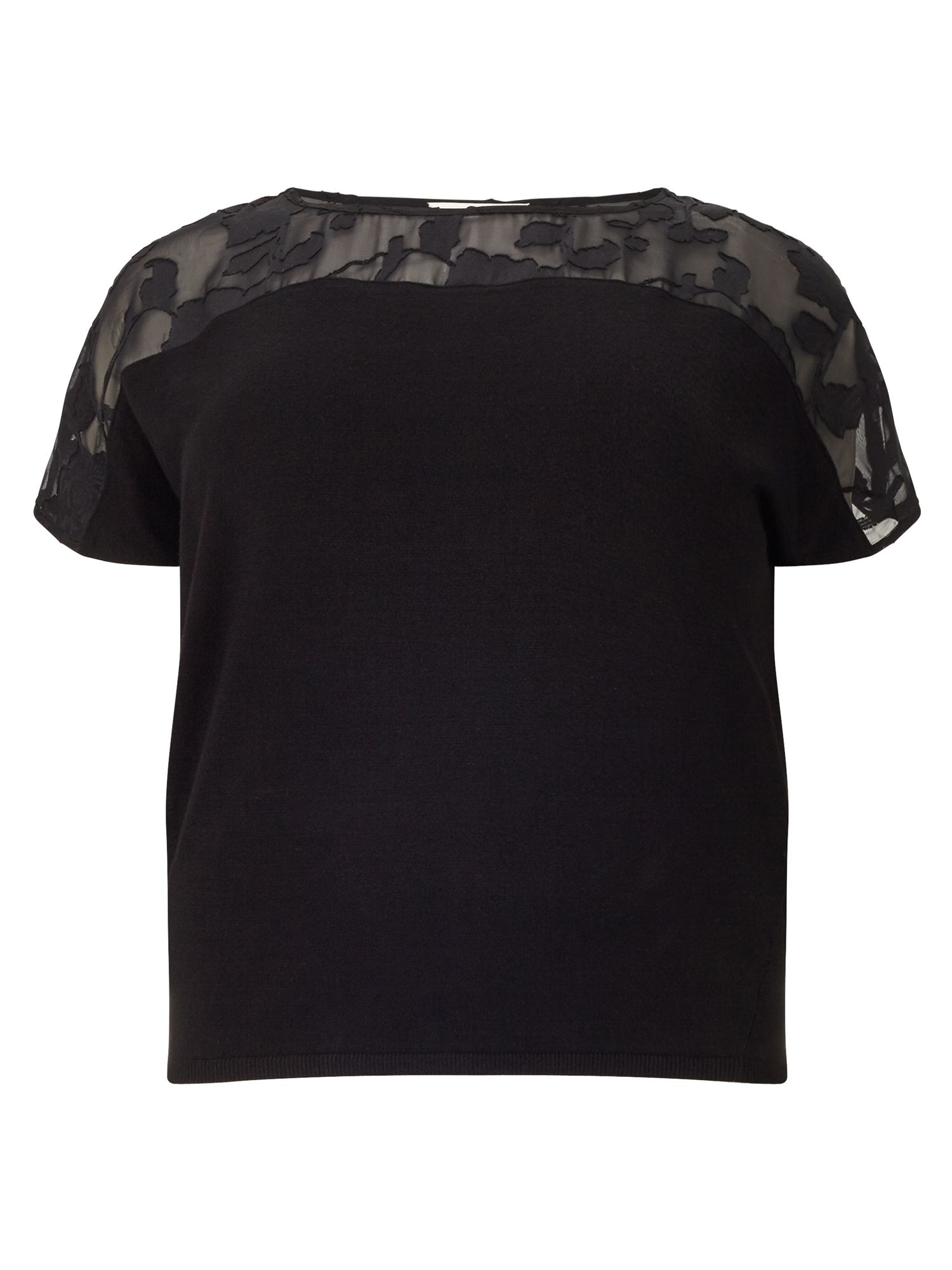 Studio 8 Cally top, Black