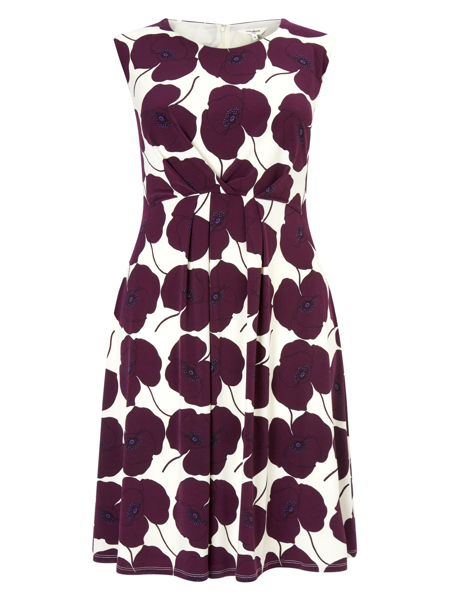 Studio 8 Marilyn Dress, Purple