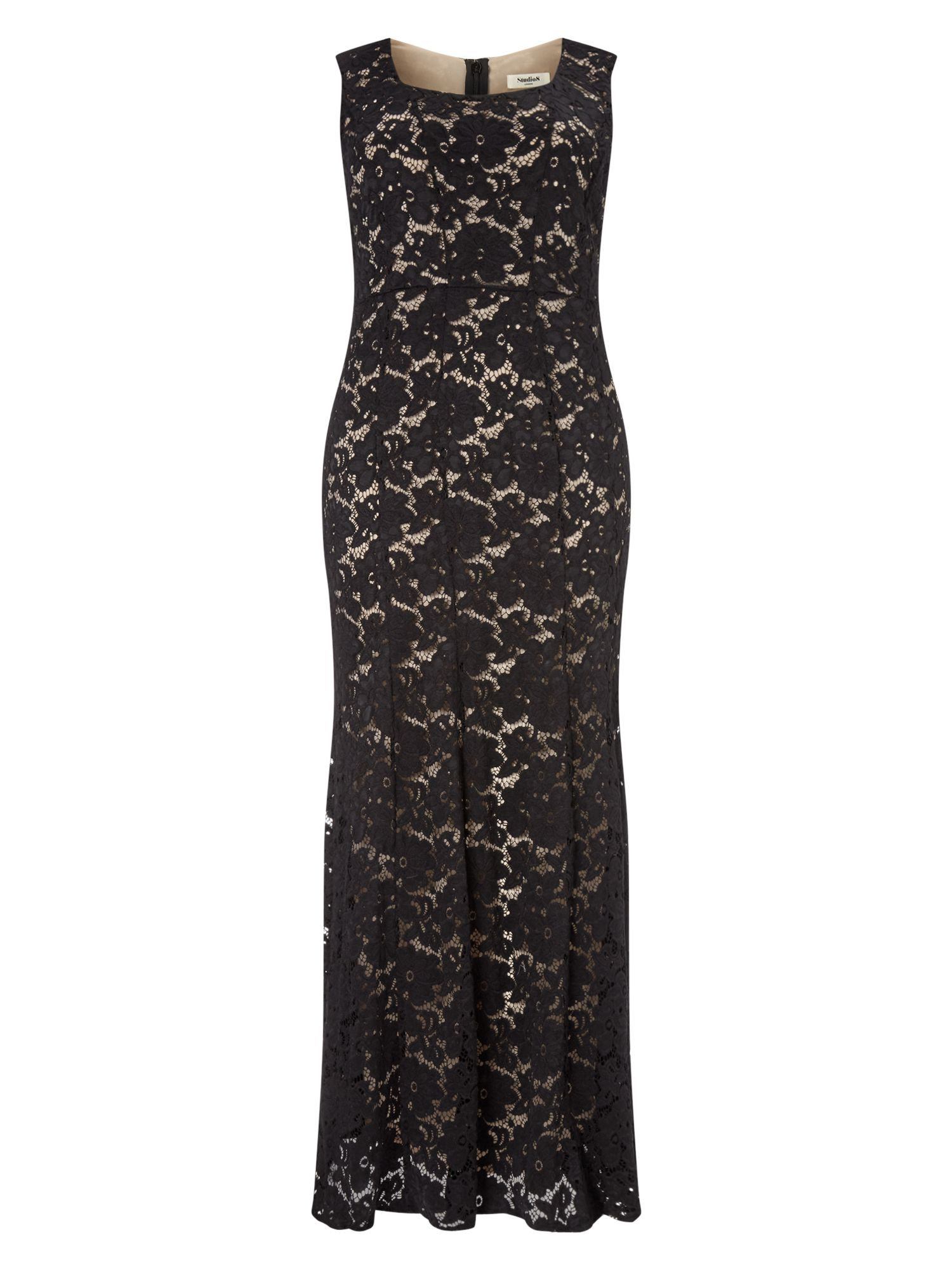 Studio 8 Christine Maxi Dress, Black