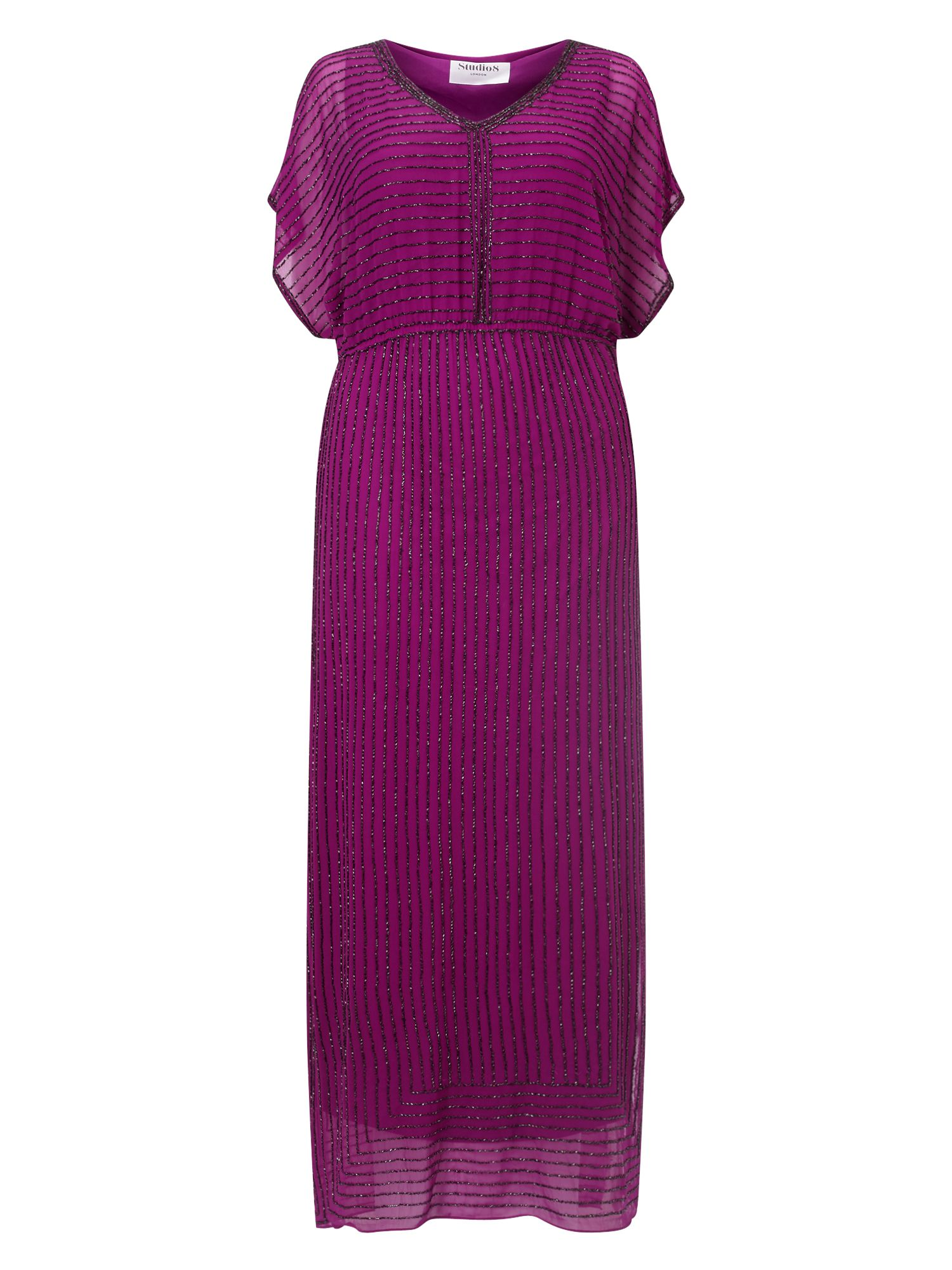 Studio 8 Verina Dress, Purple