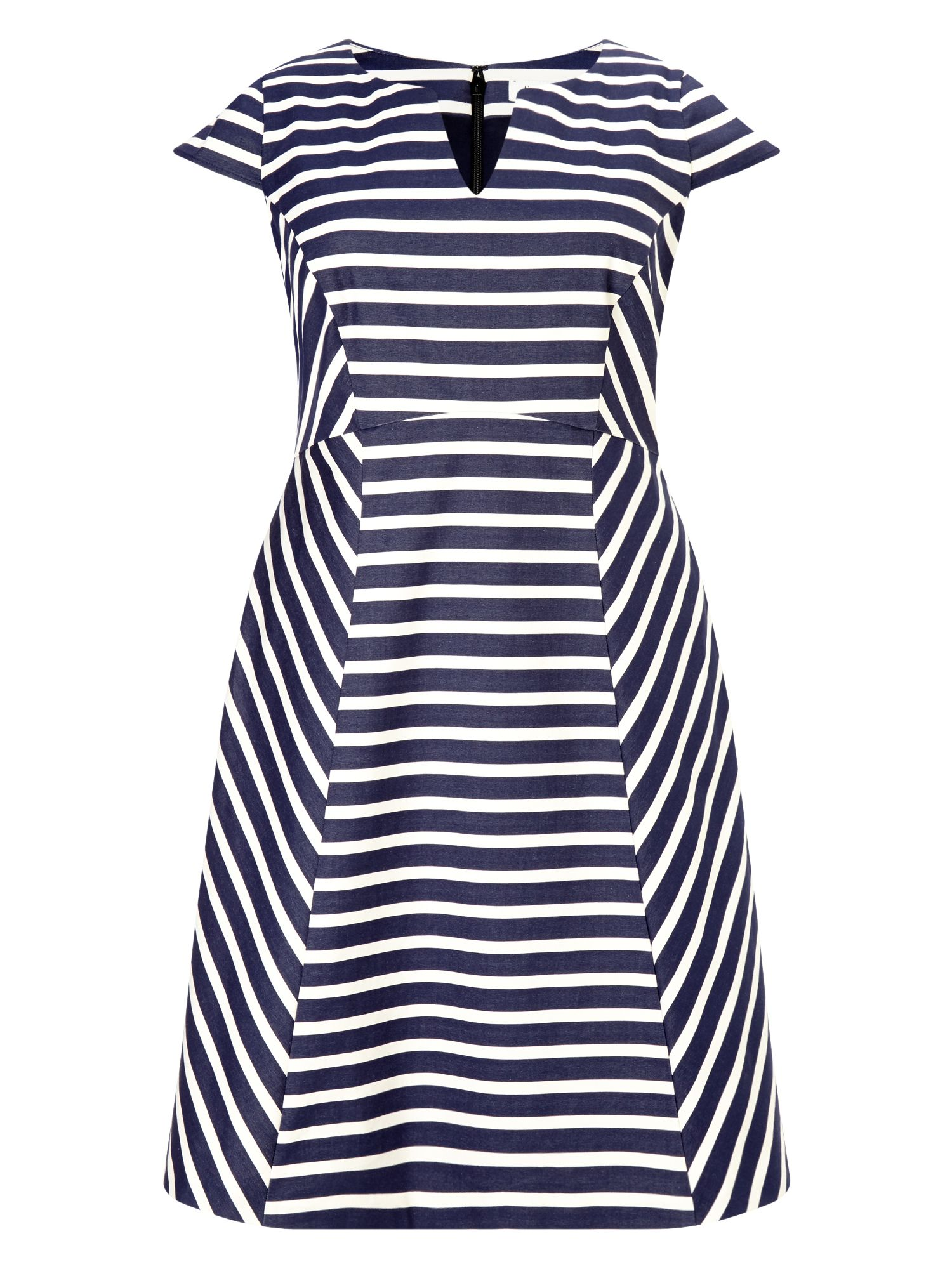Studio 8 Jenson Dress, Blue