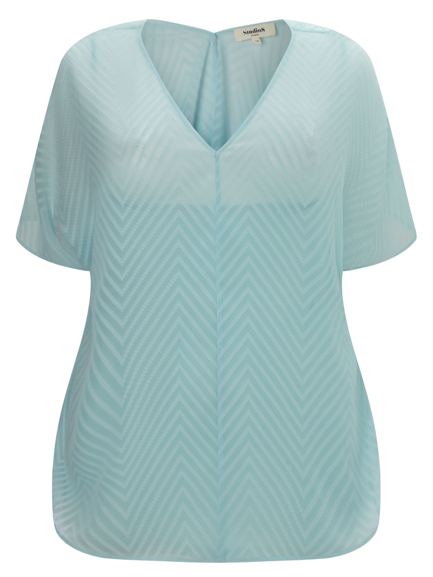 Studio 8 Harlow Top, Blue