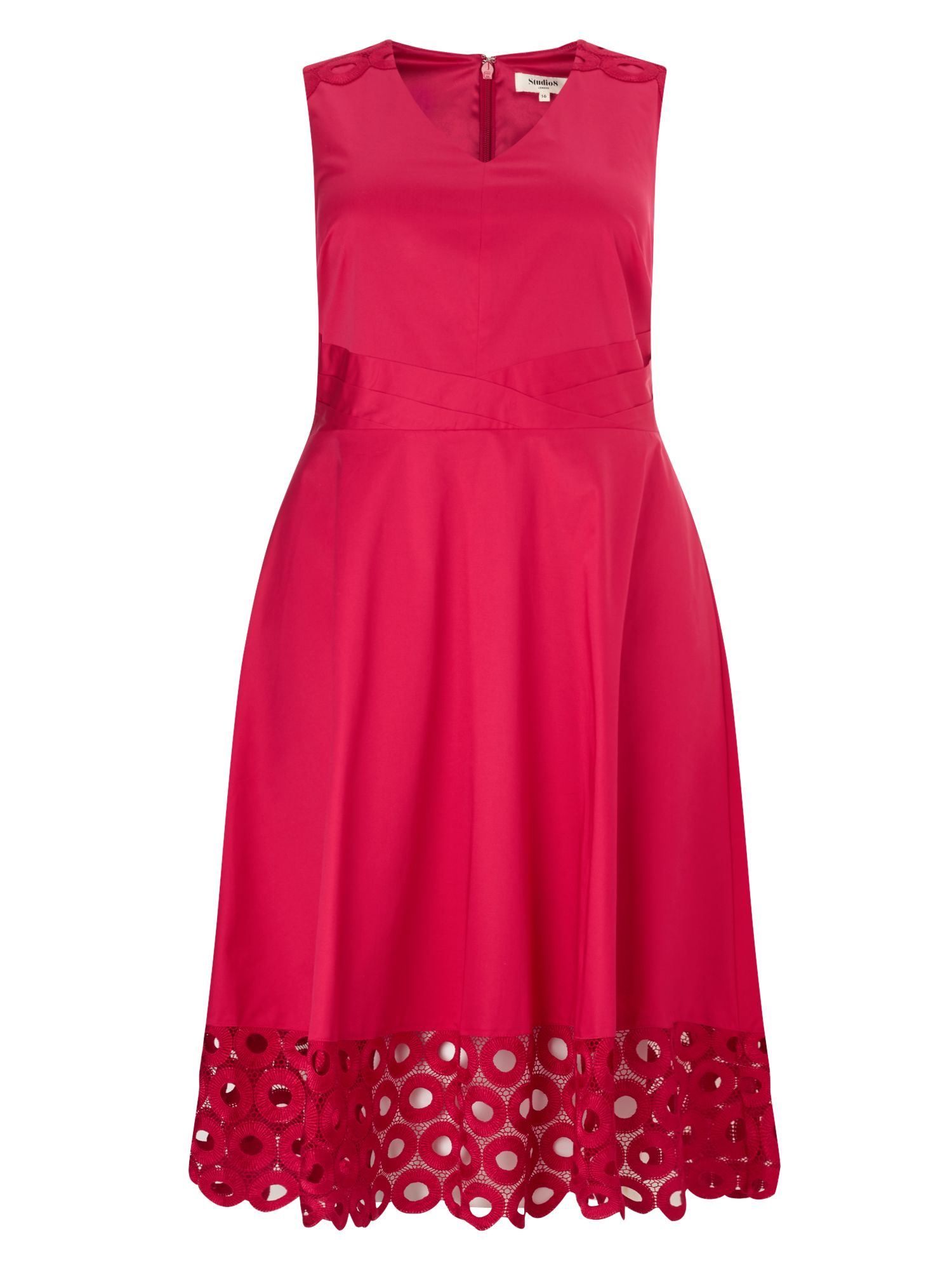 Studio 8 Adelaide Dress, Pink