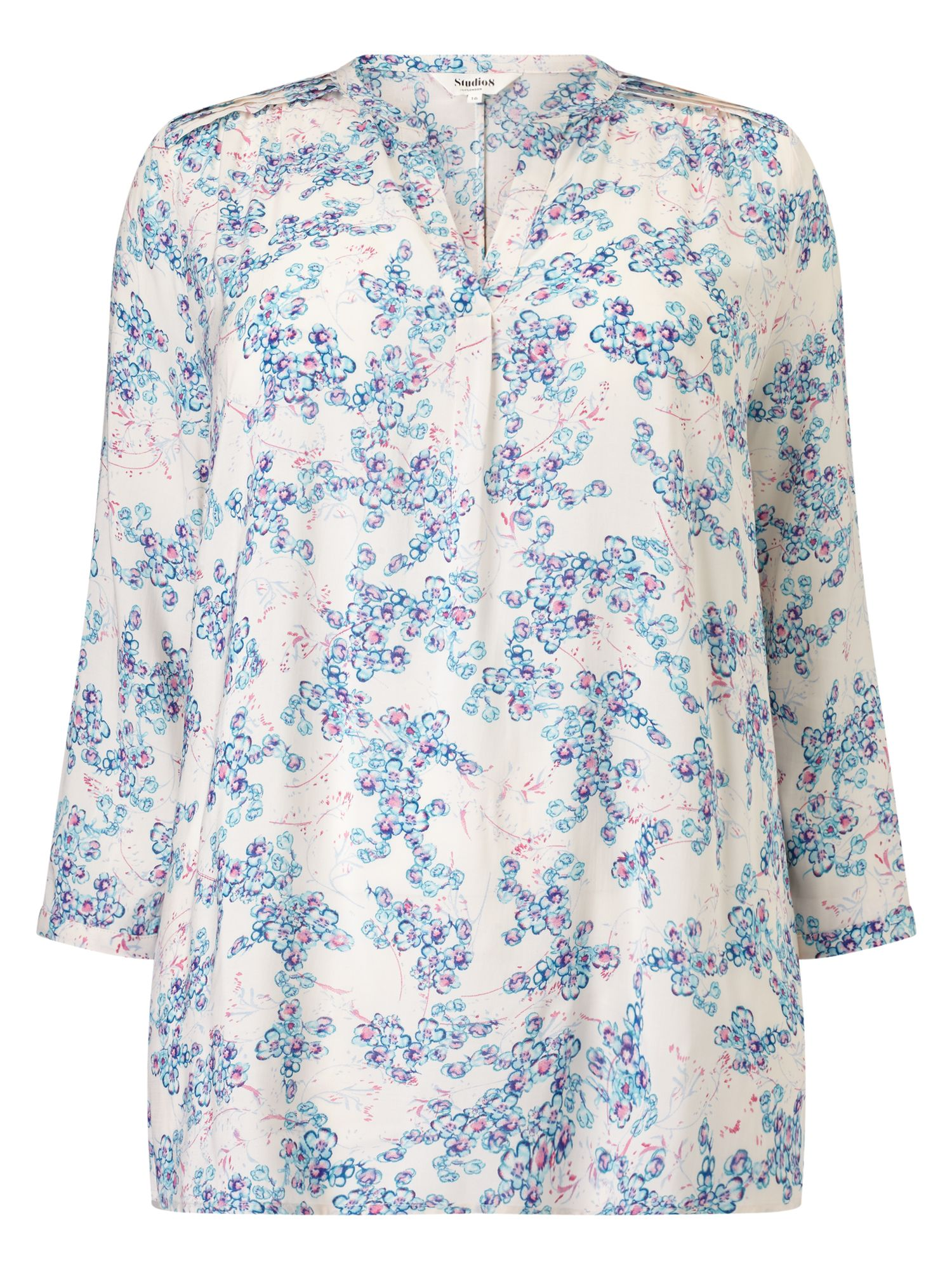 Studio 8 Flora Blouse, Multi-Coloured