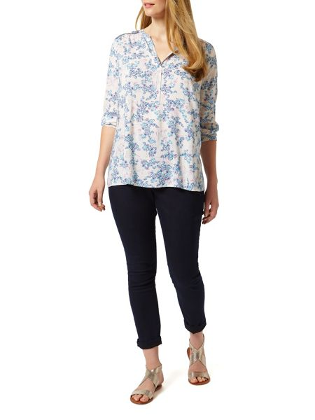 Studio 8 Flora Blouse