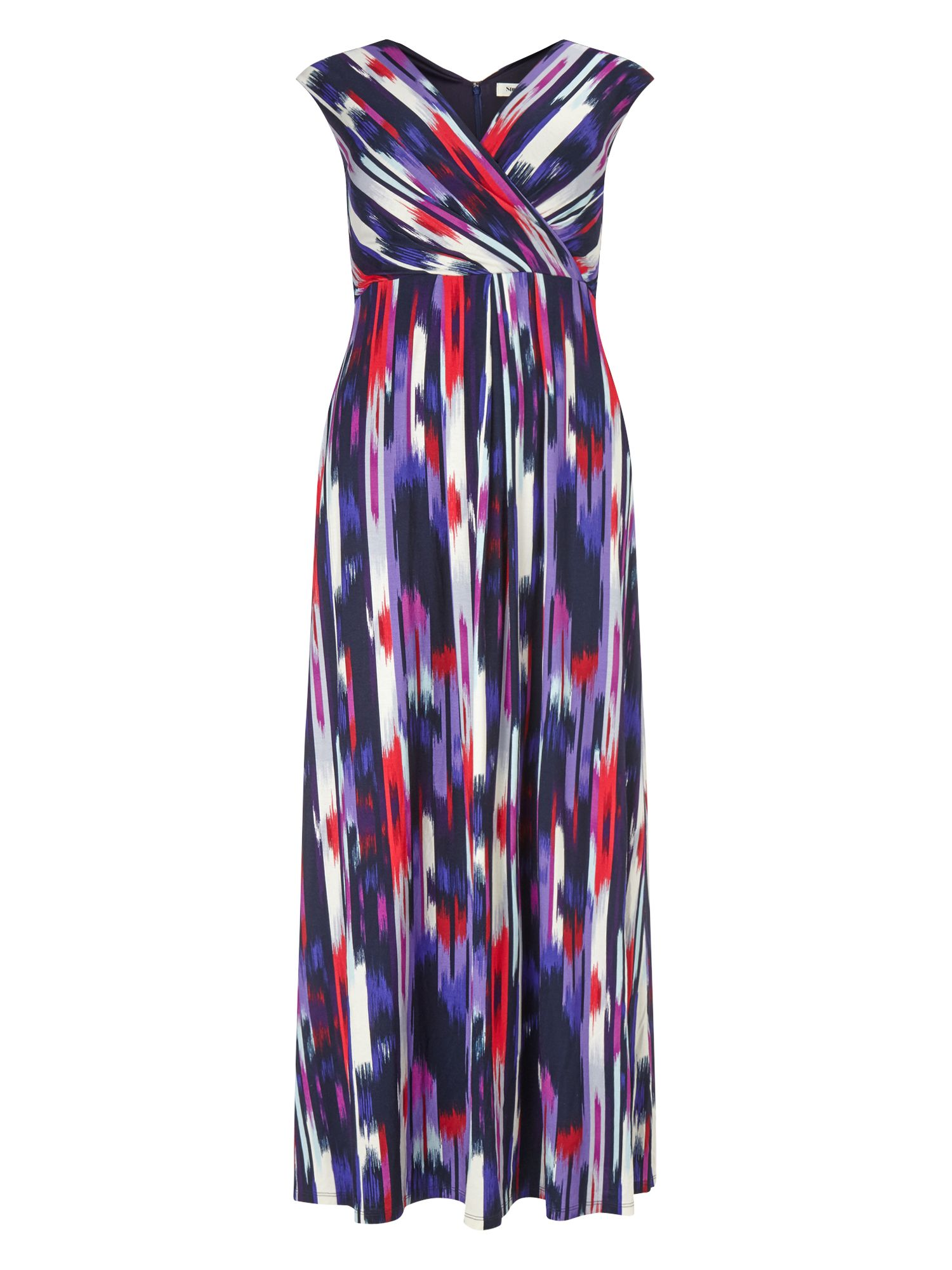 Studio 8 Jolene Maxi Dress, Multi-Coloured