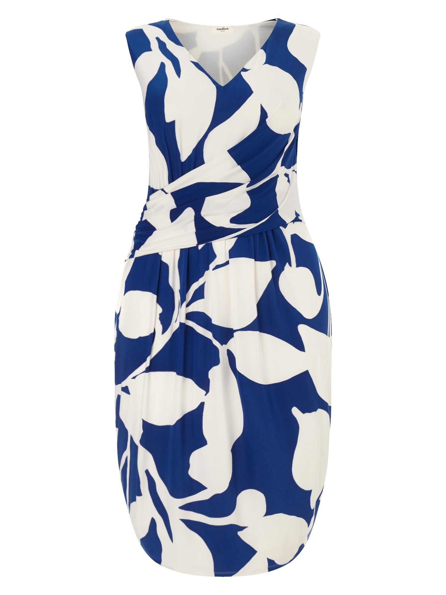 Studio 8 Geneva Dress, Blue